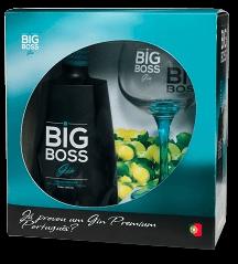 Gin Big Boss Dry + Copo