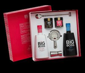 Gin Big Boss Duo Dry Pink E