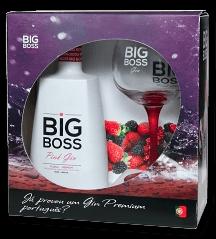 Big Boss Pink Gin + Copo